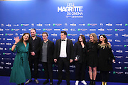 Brussels , 01/02/2020 : Les Magritte du Cinema . The Academie Andre Delvaux and the RTBF, producer and TV channel , present the 10th Ceremony of the Magritte Awards at the Square in Brussels .<br /> Pix: Jean-Yves Roubin; Marta Bergman; Claudine Tychon<br /> Credit : Alexis Haulot - Dana Le Lardic - Didier Bauwerarts - Frédéric Sierakowski - Olivier Polet / Isopix