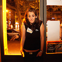 Schtick or Treat - November 1, 2011 - Bowery Poetry Club - Kara Klenk
