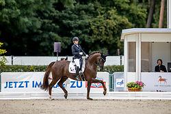 Stremler Beata, POL, Voor Magic Equesta<br /> World Championship Young Horses Verden 2021<br /> © Hippo Foto - Dirk Caremans<br /> 25/08/2021