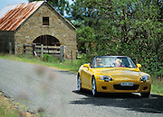 Country Driving, Hunter Valley, Australia