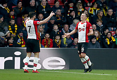 Watford v Southampton - 13 January 2018