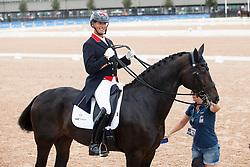 Hester Carl, GBR, Hawtins Delicato<br /> World Equestrian Games - Tryon 2018<br /> © Hippo Foto - Sharon Vandeput<br /> 14/09/2018