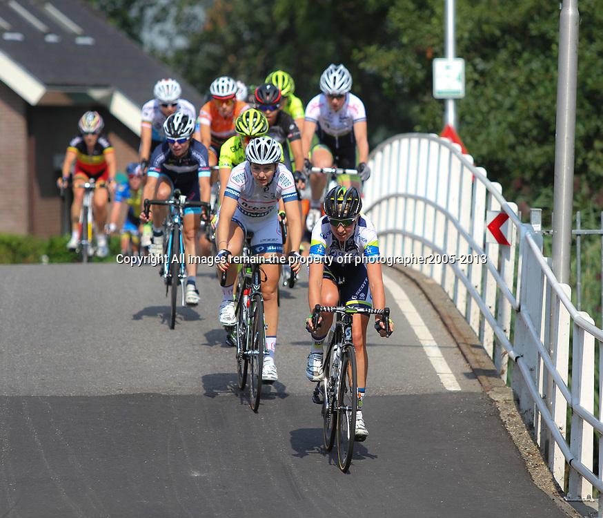 Boels Rental Ladiestour 2013 Papendrecht Loes Gunnewijk