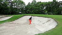 MOLENSCHOT - Bunker hole 4 . COPYRIGHT KOEN SUYK