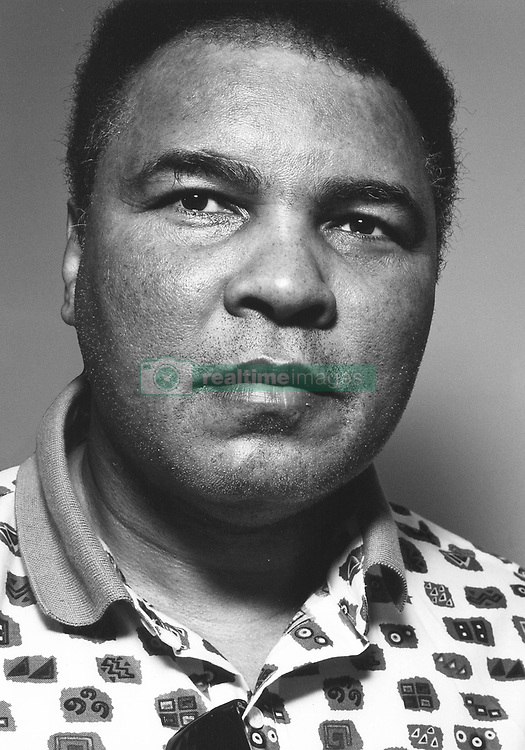 June 3, 2016 - File - MUHAMMAD ALI, the three time heavyweight boxing champion, has died at the age of 74. He had been fighting a respiratory illness. 'The Greatest' was the dominant heavyweight boxer of the 1960s and 1970s, Ali won an Olympic gold medal in Rome in 1960, captured the professional world heavyweight championship on three separate occasions, and successfully defended his title 19 times. PICTURED: Mar 01, 1998 - Miami, FL, U.S. - US boxer MUHAMMAD ALI (born Cassius Marcus Clay on January 17, 1942 in Louisville, Kentucky) won his first heavyweight title in 1964.  After being stripped of his title for refusing to join the armed forces, his title was regained after defeating former champion J. Frazier and then-champion G. Foreman in 1974. Title was regained after a loss to Leon Sprinks in 1978. (Credit Image: © David Jacobs/ZUMA Press)