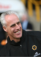 Photo: Rich Eaton.<br /> <br /> Wolverhampton Wanderers v West Bromwich Albion. Coca Cola Championship. 11/03/2007. All smiles for Wolves manager Mick McCArthy as his team beat West Brom 1-0
