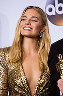 88th Academy Awards press room.<br /> Margot Robbie.
