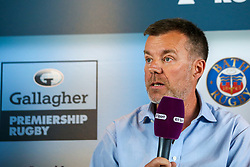 Gallagher CEO Michael Rea at the launch of the 2018/19 Gallagher Premiership Rugby Season Fixtures - Mandatory by-line: Robbie Stephenson/JMP - 06/07/2018 - RUGBY - BT Tower - London, England - Gallagher Premiership Rugby Fixture Launch