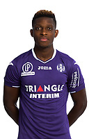 Jacques Francois Moubandje during Photoshooting of Toulouse for new season 2017/2018 on September 29, 2017 in Bordeaux, France. <br /> Photo : TFC / Icon Sport