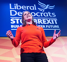 Lib Dem rally 9th November 2019