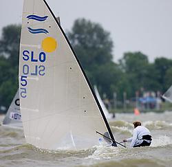 08_003912 © Sander van der Borch. Medemblik - The Netherlands,  May 25th 2008 . Final day of the Delta Lloyd Regatta 2008.