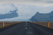 Fjallsjökull glacier, Iceland