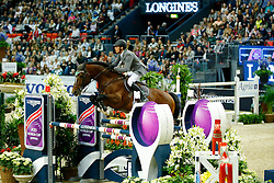Von Eckermann Henrik, (SWE), Chacanno<br /> Longines FEI World Cup Jumping Final II<br /> © Dirk Caremans