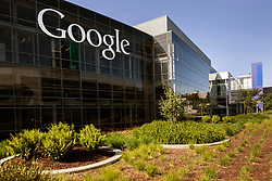 Scenes of daily life at Google, Inc. in Silicon Valley, Mountain View, California.