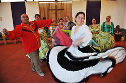 Roma Community, dancing Bradford