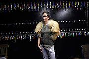 Italy, Madonna di Campiglio, nightlife at the desalpes disco