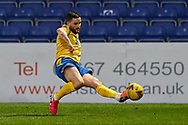 Craig Conway of St Johnstone during the Scottish Premiership match between Ross County FC and St Johnstone FC at the Global Energy Stadium, Dingwall, Scotland on 2 January 2021