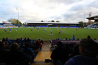 Football - 2016 / 2017 FA Cup - First Round : Stockport County v Woking <br /> <br /> <br /> General views during the match at Edgeley Park.<br /> <br /> COLORSPORT/LYNNE CAMERON