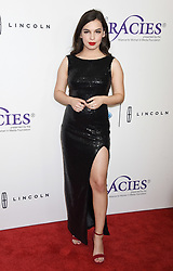 Todd Grinnell at the 43rd Annual Gracie Awards Gala held at the Beverly Wilshire Hotel on May 22, 2018 in Beverly Hills, Ca. © Janet Gough / AFF-USA.COM. 22 May 2018 Pictured: Isabella Gomez. Photo credit: Janet Gough / AFF-USA.COM / MEGA TheMegaAgency.com +1 888 505 6342