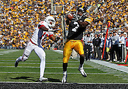 NCAA Football - Indiana at Iowa - October 22, 2011