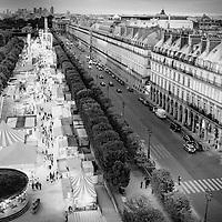 "Paris, France 20 August 2008<br /> ""Foire du Trone"" attraction park, in the Tuileries Garden.<br /> Photo: Ezequiel Scagnetti"