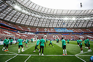 FOOTBALL - 2018 FIFA WORLD CUP RUSSIA - SAUDI ARABIA TEAM TRAINING 130618