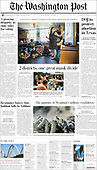 September 07, 2021 - USA: Front-page: Today's Newspapers In United States