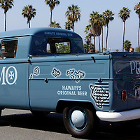 Cardiff by the Sea 100th Birthday Parade: Primo Beer from Hawaii