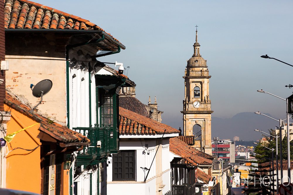 Bogota, Colombia, South America