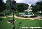 Courthouse Park, Wellsboro, Tioga Co., PA