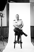 Stacy Haag<br /> Army<br /> O-5<br /> Logistics, Requisition <br /> 1990 - Present<br /> Kuwait, Afghanistan, Bosnia, OEF<br /> <br /> Veterans Portrait Project<br /> Wheaton, MD