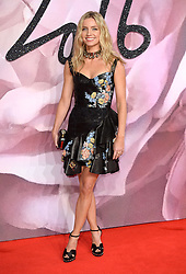 Annabelle Wallis attending The Fashion Awards 2016 at The Royal Albert Hall in London. <br /> <br /> Picture Credit Should Read: Doug Peters/ EMPICS Entertainment