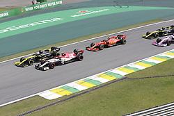 November 17, 2019, Sao Paulo, Brazil: Formula One Grand Prix of Brazil 2019 at Interlagos circuit, in Sao Paulo, Brazil. (Credit Image: © Paulo Lopes/ZUMA Wire)