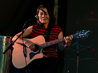 Jasmin Rodgers at the Also Festival Park Farm, Compton Verney, Warwick 29th aug 2020 photo by Mark Anton Smith