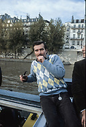 Poland France Walesa in Paris in October 1981