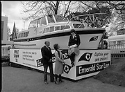 Emerald Star Line, Boat Show 12/04/1978