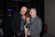 RICHARD LONG; MICHAEL MORRIS, The Tanks at Tate Modern, opening. Tate Modern, Bankside, London, 16 July 2012