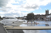 Henley, GREAT BRITAIN,  2012 Henley Royal Regatta. Sunday  24/06/2012 [Mandatory Credit, Peter Spurrier/Intersport-images] ..Rowing Courses, Henley Reach, Henley, ENGLAND Henley, HRR. . HRR.
