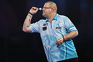 Steve West during the World Darts Championships 2018 at Alexandra Palace, London, United Kingdom on 27 December 2018.