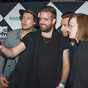 NLD/Amsterdam/20151012 - MTV EMA Pre Party, Kensington