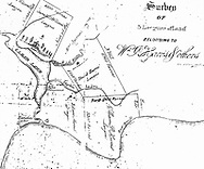 """Historic maps and photos of Seabrook, Texas as published in the book titled """"Seabrook"""" by Ruth Burke and Don Holbrook. Vintage maps and land plots from the Houston-Galveston coastal area including the Gulf of Mexico"""