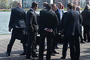 Koningsdag in Dordrecht / Kingsday in Dordrecht<br /> <br /> Op de foto / On the photo: beveiliging