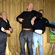NLD/Amsterdam/20060626 - Persconferentie Over the Edge, Bruce Willis
