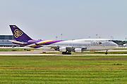 Thai Airways, Boeing 747-400 at Milan - Malpensa (MXP / LIMC) Italy