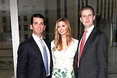Behind The Scenes with the Trump Children