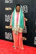 April 1, 2016- Newark, NJ: United States- Recording Artist Imani Uzuri attends the 2016 Black Girls Rock Red Carpet Arrivals held at NJPAC on April 1, 2016 in Newark, New Jersey. Black Girls Rock! is an annual award show, founded by DJ Beverly Bond, that honors and promotes women of color in different fields involving music, entertainment, medicine, entrepreneurship and visionary aspects..  (Terrence Jennings/terrencejennings.com)