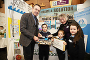 24/11/2019 repro free:  Paul Mee Galway Science and Technology Chairman  and Cleggan NS  at  the Galway Science and Technology Festival  at NUI Galway where over 20,000 people attended exhibition stands  from schools to Multinational Companies . Photo:Andrew Downes, xposure