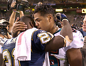 NFL-Miami Dolphins at San Diego Chargers-Oct 27, 2003