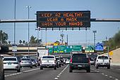 News-Virus Outbreak Arizona-Mar 8, 2021