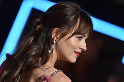 """Premiere of """"Bad Times at the El Royale"""". TCL Chinese Theatre, Hollywood, California. 22 Sep 2018 Pictured: Dakota Johnson. Photo credit: AXELLE/BAUER-GRIFFIN / MEGA TheMegaAgency.com +1 888 505 6342"""